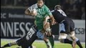 video rugby Glasgow Warriors v Connacht Highlights ? GUINNESS PRO12 2014/15