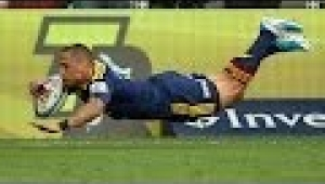 video rugby Highlanders vs. Blues (Super Rugby 2014)