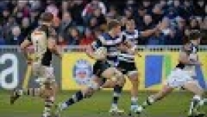 video rugby Bath Rugby vs Harlequins - Aviva Premiership Rugby 2013/14