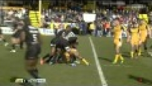 video rugby Castleford v Huddersfield