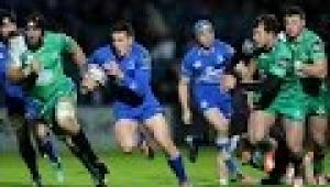 video rugby Leinster v Connacht  Highlights  GUINNESS PRO12 2014/15