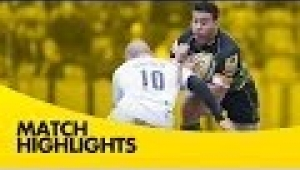 video rugby Northampton Saints vs Worcester Warriors - Aviva Premiership Rugby 2013/14