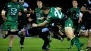 video rugby Connacht v Glasgow Warriors Full Match Report 02 November 2013