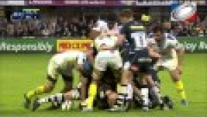 video rugby Clermont - Sales (35 - 5) [European Rugby Champions Cup]