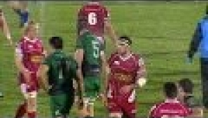 video rugby Connacht v Scarlets - Full Match Report - Sat 23rd Nov 2013