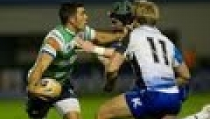 video rugby Benetton Treviso v Connacht Full Match Report 4th Oct 2013