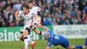 video rugby Ulster v Leinster Highlights ? GUINNESS PRO12 2014/15