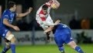 video rugby Leinster v Ulster Full Match Report 28th Dec 2013