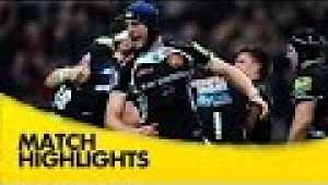 video rugby Exeter Chiefs v Bath Rugby - Aviva Premiership Rugby 2014/15