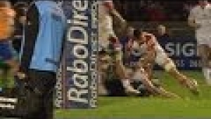 video rugby Glasgow Warriors v Ulster - Full Match Report 18th April 2014
