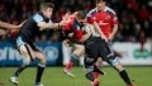 video rugby Munster v Glasgow Warriors Highlights ? GUINNESS PRO12 2014/15