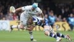 video rugby Bath vs Leicester Tigers - Aviva Premiership Rugby 13/14