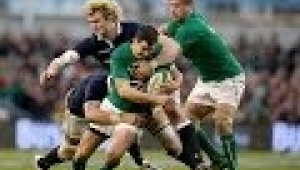 video rugby Irlande - Ecosse : Résumé complet du match 02 Feb 2014