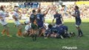 video rugby Cheetahs vs Blues Week 19 2013
