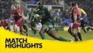 video rugby London Irish v London Welsh - Aviva Premiership Rugby 2014/15