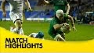 video rugby London Irish v Exeter Chiefs - Aviva Premiership Rugby 2014/15