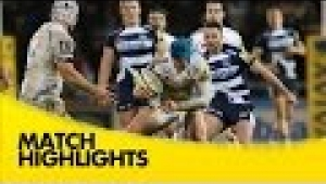 video rugby Sale Sharks v Exeter Chiefs - Aviva Premiership Rugby 2014/15