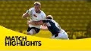 video rugby London Irish vs Newcastle Falcons - Aviva Premiership Rugby 2013/14