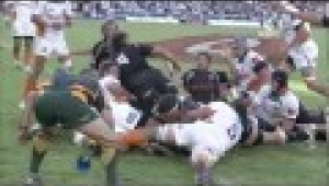 video rugby Cheetahs vs Sharks - Highlights Super 15 Rugby Round 2 2013