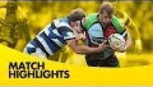 video rugby Harlequins vs Bath Rugby - Aviva Premiership Rugby 2013/14