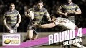 video rugby Warrington v Hull KR, 08.03.2015
