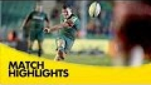video rugby Leicester Tigers v Gloucester - Aviva Premiership Rugby 2014/15
