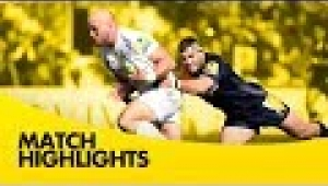 video rugby Worcester Warriors vs Exeter Chiefs - Aviva Premiership Rugby 2013/14