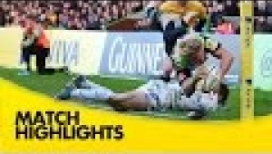 video rugby Harlequins v Exeter Chiefs - Aviva Premiership Rugby 2014/15