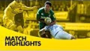 video rugby Leicester Tigers vs Saracens - Aviva Premiership Rugby 2013/14