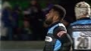 video rugby Glasgow Warriors v Ospreys - Full Match Report 28th March 2014
