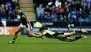video rugby London Irish vs Northampton Saints - Aviva Premiership Rugby 2013/14