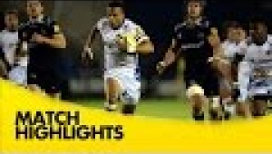 video rugby Newcastle Falcons v Bath - Aviva Premiership Rugby 2014/15