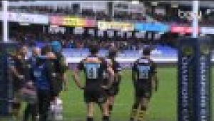 video rugby Castres - Wasps (17 - 32) - [European Rugby Champions Cup]