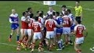 video rugby Catalan v St Helens, 14.06.2014