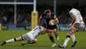 video rugby Exeter Chiefs vs Newcastle Falcons - Aviva Premiership Rugby 2013/14