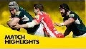 video rugby Gloucester Rugby vs London Irish - Aviva Premiership Rugby 2013/14