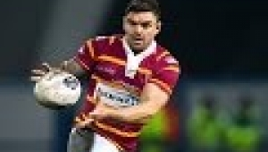 video rugby Huddersfield Giants v Castleford Tigers