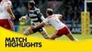video rugby Sale Sharks v Harlequins - Aviva Premiership Rugby 2014/15