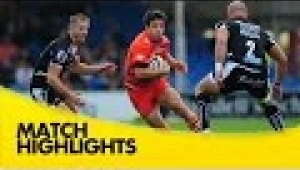video rugby Exeter v Leicester Tigers - Aviva Premiership Rugby 2014/15