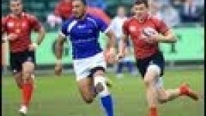 video rugby Glasgow Sevens: Seven of the best tries!
