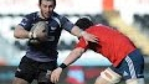 video rugby Ospreys v Munster Highlights ? GUINNESS PRO12 2014/15
