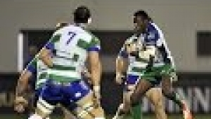 video rugby Benetton Treviso v Connacht  Highlights ? GUINNESS PRO12 2014/15