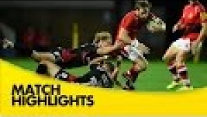 video rugby London Welsh v Gloucester - Aviva Premiership Rugby 2014/15