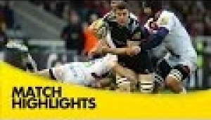video rugby Newcastle Falcons v Sale Sharks - Aviva Premiership Rugby 2014/15