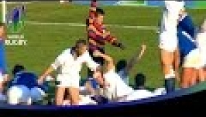 video rugby Throwback Thursday: England v France at RWC 1991