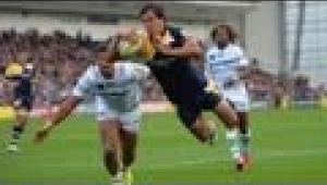 video rugby Worcester Warriors vs London Irish - Aviva Premiership Rugby 13/14