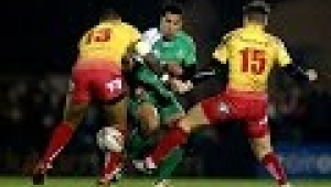 video rugby Connacht  v Scarlets  Highlights - GUINNESS PRO12 2014/15