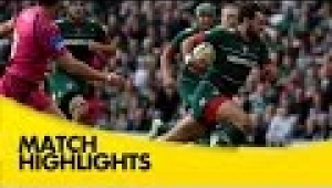 video rugby Leicester Tigers v London Welsh - Aviva Premiership Rugby 2014/15