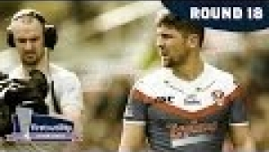 video rugby Wigan v St Helens, 27.06.2014