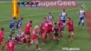 video rugby Stormers vs Reds Week 15 2013